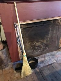 Workshop: Colonial Broom Making